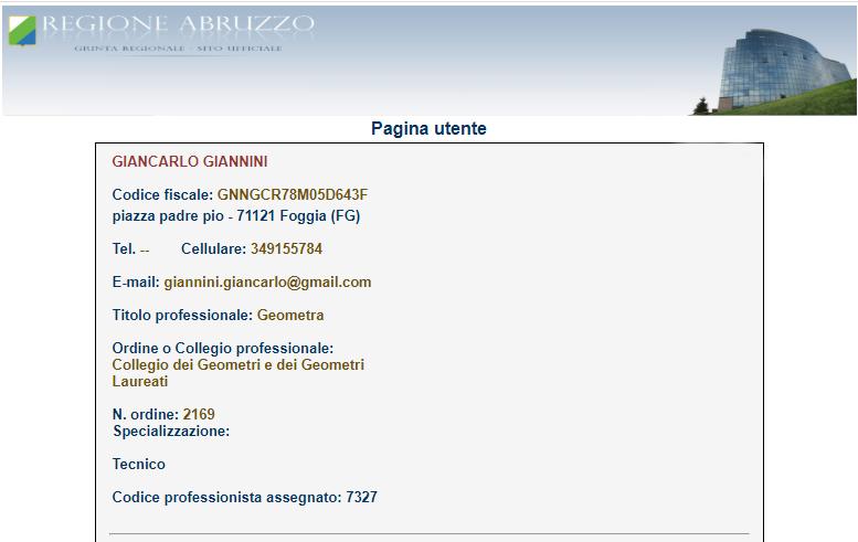 Accreditamento APE Regione Abruzzo